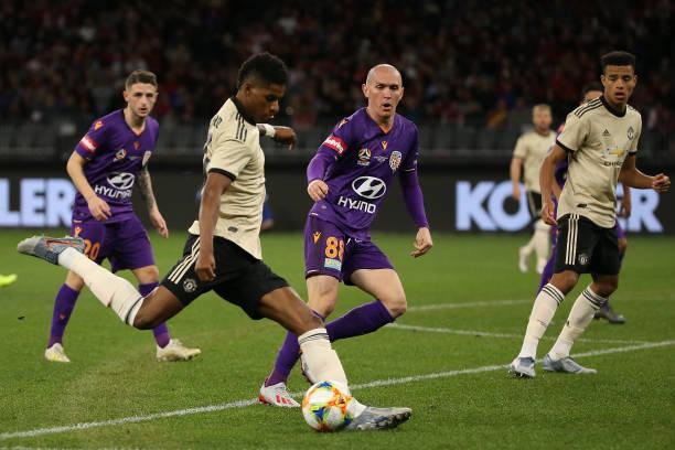 5 điểm nhấn Man United 2-0 Perth Glory: Rashford khẳng định giá trị; De Gea