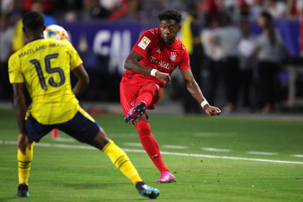 TRỰC TIẾP Arsenal 0-0 Bayern Munich: