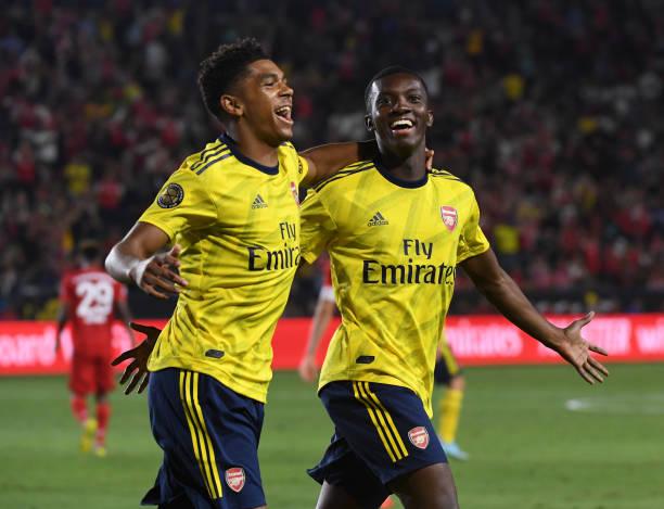 Sao trẻ tỏa sáng, Arsenal hạ gục