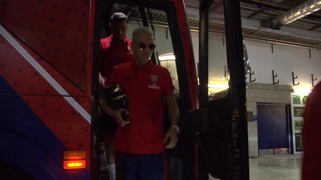 TRỰC TIẾP Arsenal - Bayern Munich: