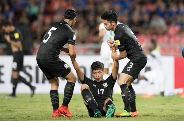 Khi người Thái lại mơ về World Cup - Bóng Đá