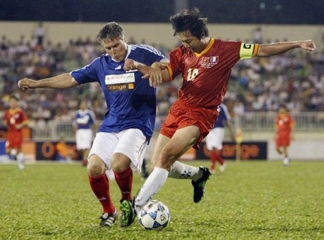 10 chân sút tốt nhất lịch sử V-League: Đầy rẫy những huyền thoại - Bóng Đá