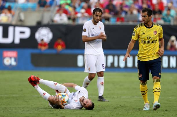 Hủy diệt Fiorentina, Arsenal nối dài chuỗi trận toàn thắng - Bóng Đá