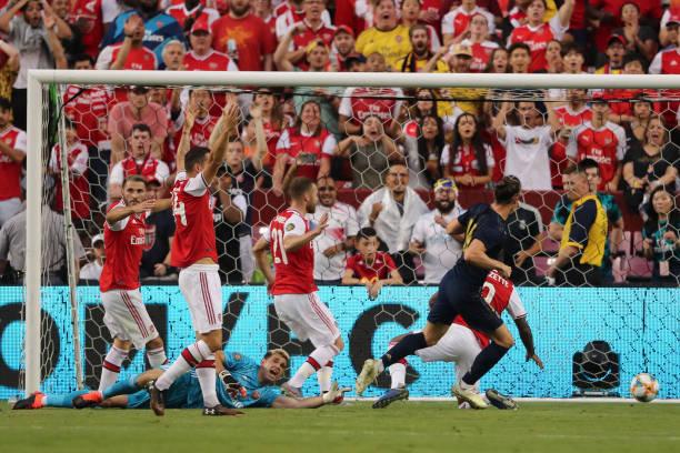 TRỰC TIẾP Arsenal 2-2 Real Madrid: Marco Asensio tỏa sáng  (H2) - Bóng Đá