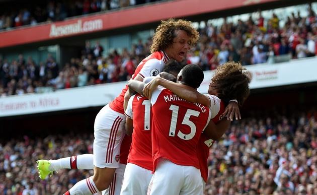 Arsenal vẫn mong manh, nhưng giờ rất khó để vỡ - Bóng Đá