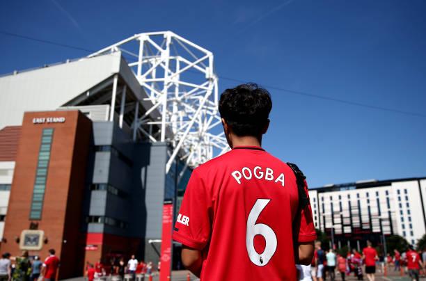TRỰC TIẾP Man Utd - Crystal Palace: Pogba, Rashford, Martial đồng loạt xuất trận (Đội hình ra sân) - Bóng Đá