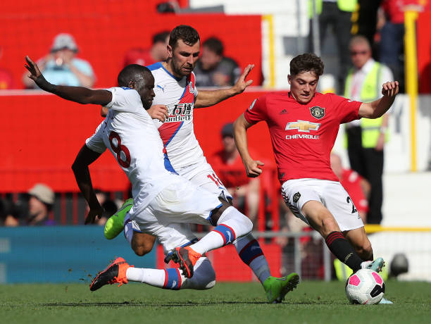 TRỰC TIẾP Man Utd 0-1 Crystal Palace: 'Quỷ đỏ' tràn lên tìm bàn gỡ (H2) - Bóng Đá