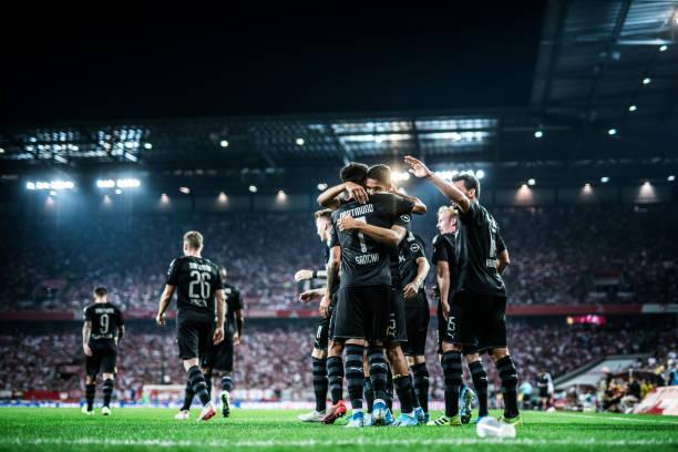 Ghi ba bàn trong 20 phút cuối, Dortmund lội ngược dòng ngoạn mục - Bóng Đá