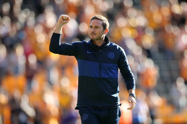 Frank Lampard đã thành công trong việc lột xác Chelsea - Bóng Đá