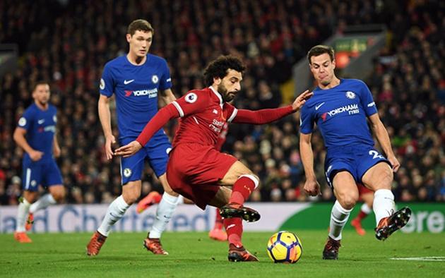 Chelsea đụng độ The Kop là bước ngoặt để Man City hy vọng - Bóng Đá