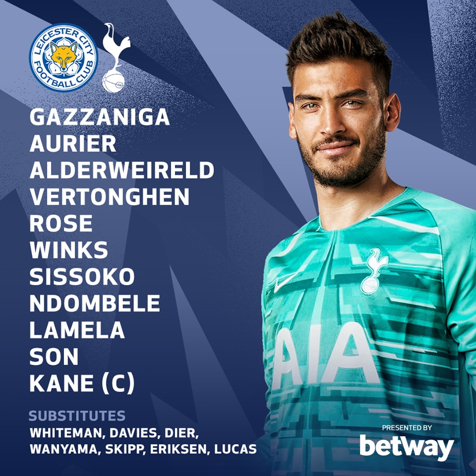 TRỰC TIẾP Leicester - Tottenham: Đội hình dự kiến - Bóng Đá