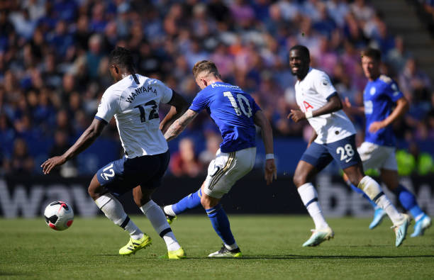 Điểm nhấn Leicester 2-1 Tottenham:  - Bóng Đá