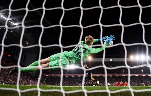 5 điểm nhấn Liverpool 5-5 (5-4) Arsenal: Trận cầu điên rồ; Tội đồ Ceballos - Bóng Đá