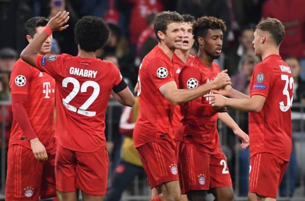 Hạ gục Olympiakos, Bayern là đội đầu tiên vượt qua vòng bảng Champiosn League - Bóng Đá