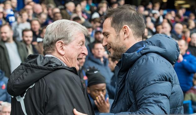 Lampard tái ngộ thầy cũ trong ngày Chelsea làm gỏi Crystal Palace - Bóng Đá