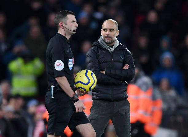 Pep Guardiola và nỗi đau quá lớn mang tên VAR - Bóng Đá
