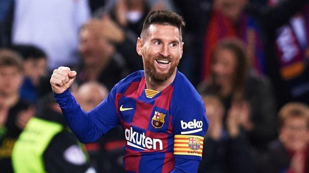 Messi và Ronaldo thất thế thấy rõ trong cuộc đua Chiếc giày vàng - Bóng Đá