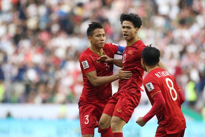 4 điểm nhấn của ĐT Việt Nam trong năm 2019: Vang danh châu lục - Bóng Đá