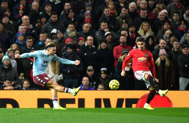 TRỰC TIẾP Man Utd 0-1 Aston Villa: Grealish mở tỷ số (H1) - Bóng Đá