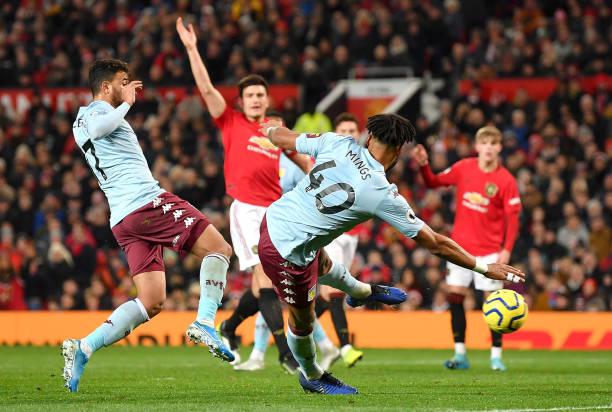 5 điểm nhấn Man Utd 2-2 Aston Villa: Sai lầm phòng ngự tước đi 3 điểm của 'Quỷ đỏ' - Bóng Đá