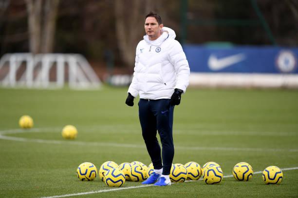 Vừa hướng dẫn học trò, Lampard vừa tái hiện hình ảnh hào hoa ngày nào - Bóng Đá