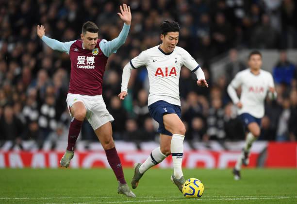 TRỰC TIẾP Tottenham 3-0 Burnley: Hiệp một kết thúc - Bóng Đá