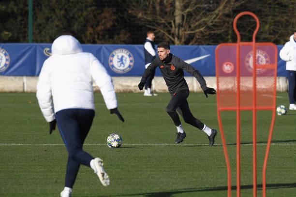 Lampard ngẫu hứng tái hiện lại hình ảnh của Quaresma trên sân - Bóng Đá