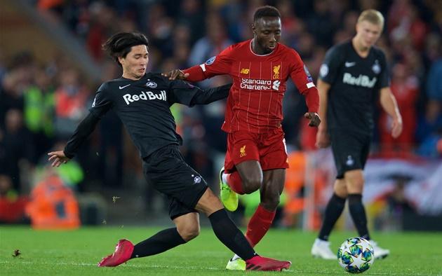Nhận định Liverpool - Salzburg:  - Bóng Đá