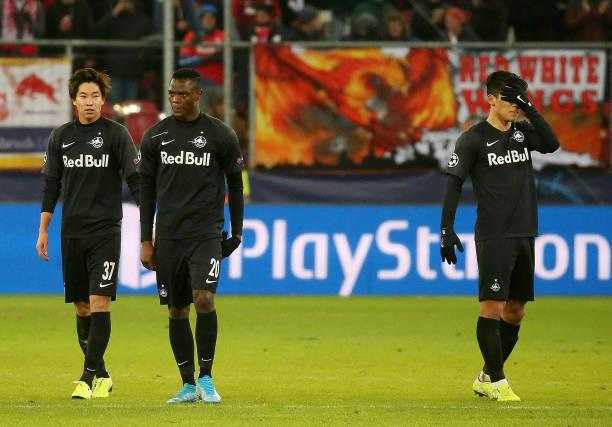 Salah nổ súng, Liverpool đem 3 điểm rời nước Áo - Bóng Đá