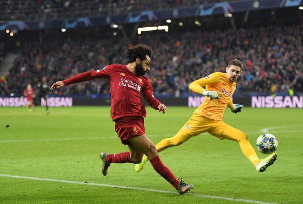 Điểm nhấn Salzburg 0-2 Liverpool:  - Bóng Đá