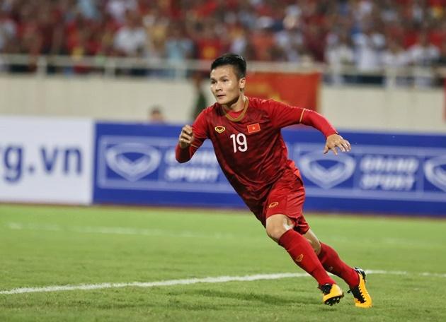 Báo Châu Á xếp hạng 5 cầu thủ hay nhất Việt Nam năm 2019: Tuấn Anh vắng mặt - Bóng Đá