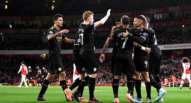 Điểm nhấn Arsenal 0-3 Man City: Show diễn hoàn hảo của De Bruyne - Bóng Đá