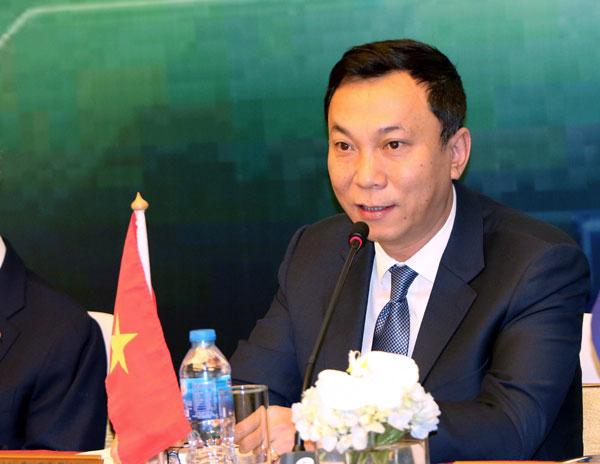 VFF muốn hiện thực hóa giấc mơ World Cup cho người Việt  - Bóng Đá