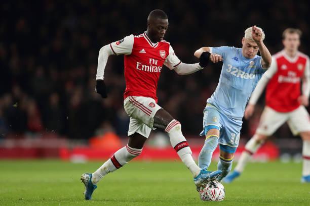 Điểm nhấn Arsenal 1-0 Leeds United: 'Ân sư' của Pep lợi hại; Người hùng Reiss Nelson - Bóng Đá