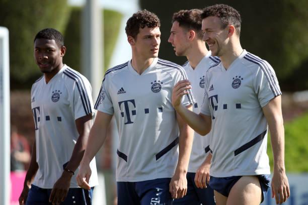 Sếp lớn tương lai của Bayern bất ngờ 'đột kích' đến thăm Neuer - Bóng Đá