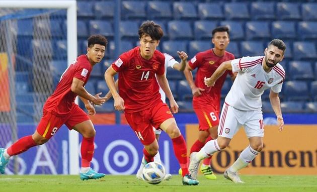 Muốn đi Olympic, thầy Park đưa U23 Việt Nam bước ra khõi vùng an toàn - Bóng Đá