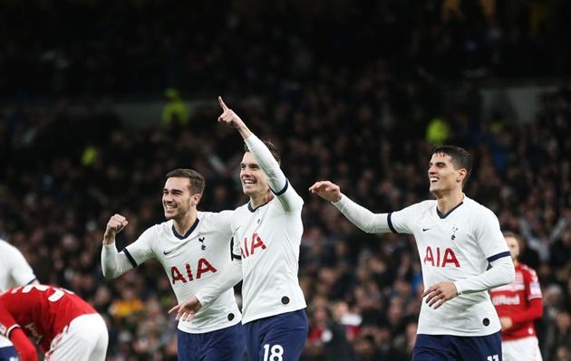 'Tiểu Messi' nổ súng, Tottenham tiến vào vòng 4 FA Cup - Bóng Đá