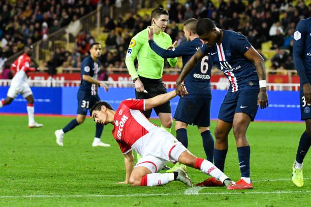 Neymar và Mbappe nổ sung, PSG vùi dập không thương tiếc AS Monaco  - Bóng Đá