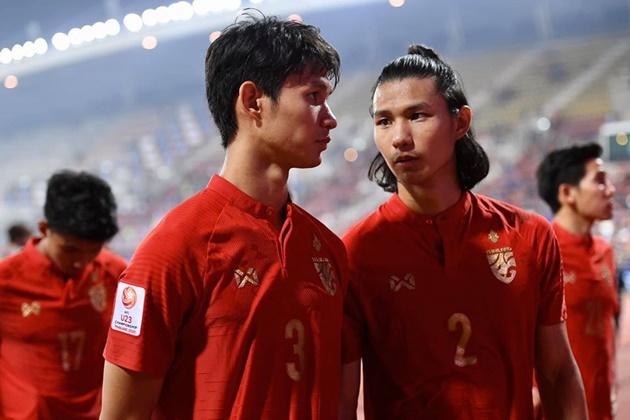 Tiêu tan giấc mơ Olympic, đây là phẩm chất người Thái còn thiếu - Bóng Đá