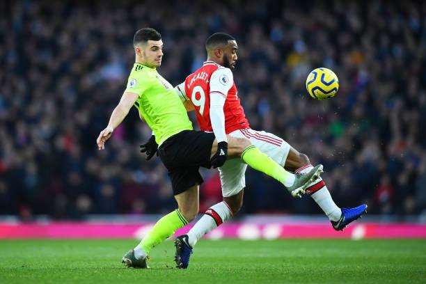 TRỰC TIẾP Arsenal 0-0 Sheffield United: 'Pháo thủ' gặp muôn vàn khó khăn (H1) - Bóng Đá