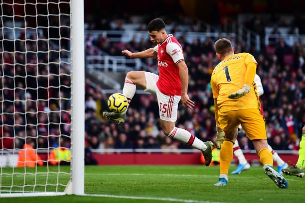 TRỰC TIẾP Arsenal 1-0 Sheffield United: Thế trận cởi mở (H2) - Bóng Đá