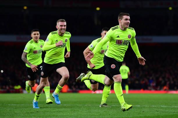 TRỰC TIẾP Arsenal 1-1 Sheffield United: 'Pháo thủ' bất ngờ nhận trái đắng (H2) - Bóng Đá