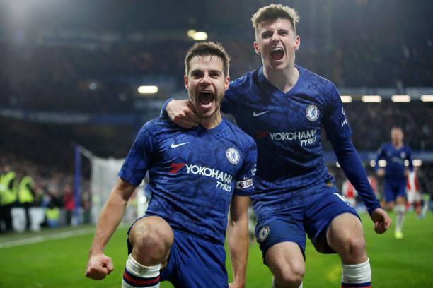 Đẩy kịch tính lên cao trào, Arsenal rượt đuổi tỷ số ngoạn mục cùng Chelsea - Bóng Đá