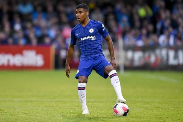 10 sao trẻ có chỉ số nhảy vọt trên FIFA 20: Chelsea sở hữu quá nhiều ngọc thô - Bóng Đá