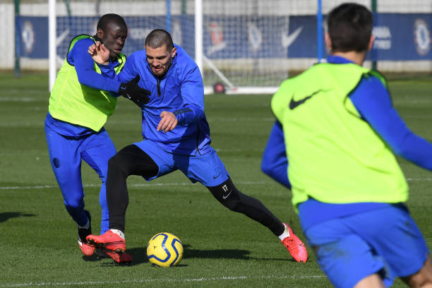 Ziyech chuẩn bị đến, Lampard nghiêm khắc chỉnh đốn lại The Blues - Bóng Đá