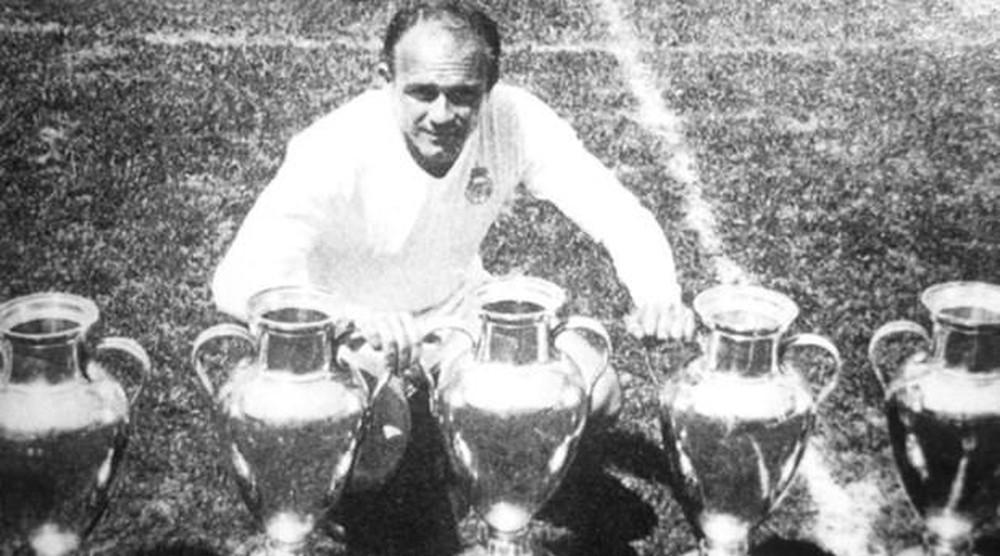 10 chân sút tốt nhất lịch sử La Liga: 'Kền kền trắng' áp đảo - Bóng Đá
