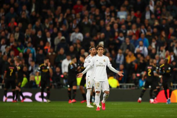 Sự táo bạo của Pep khiến Zidane không kịp trở tay - Bóng Đá