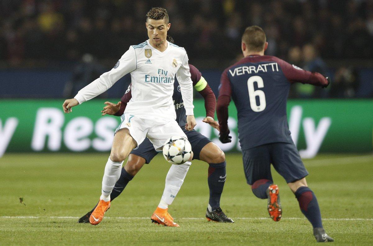 Real Madrid thất thế tại Châu Âu là vì Cristiano Ronaldo? - Bóng Đá