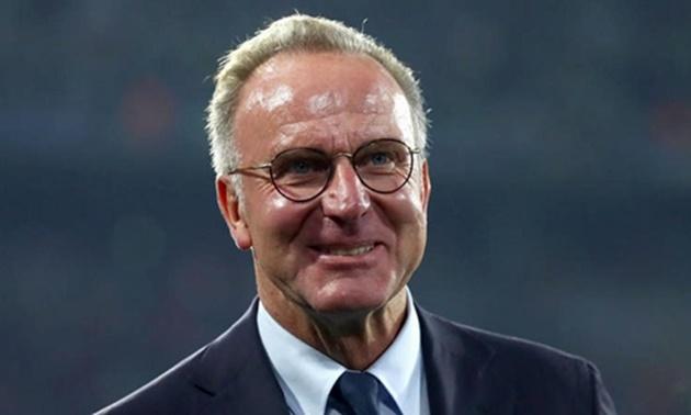 Chủ tịch Bayern Munich: