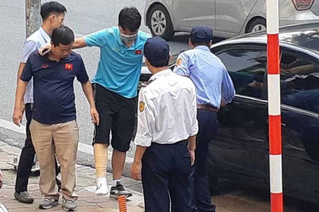 HLV Park Hang-seo và cơn ác mộng mang tên chấn thương dây chằng - Bóng Đá